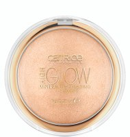 Catrice - High Glow Mineral Highlighting Powder - Baked brightening powder