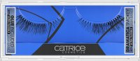 Catrice - Lash Couture Dramatica Smokey Lashes - False eyelashes on a bar + glue