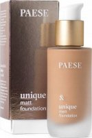 PAESE - Unique Matt Foundation - Caring mattifying foundation - 30ml