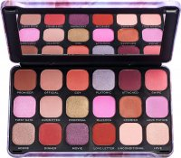 MAKEUP REVOLUTION - FOREVER FLAWLESS - SHADOW PALETTE - 18 eyeshadows - UNCONDITIONAL LOVE