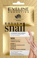 EVELINE - ROYAL SNAIL - Regenerating hand treatment - 2x6 ml