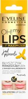 EVELINE - OH! MY LIPS - LIP MAXIMIZER - Lip gloss - Bee venom
