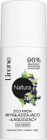 Lirene - Natura - Eco smoothing and soothing day cream - Black Lilac - 50 ml