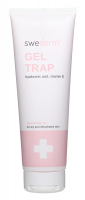 Swederm - GEL TRAP - Moisturizing Gel - Moisturizing body gel with hyaluronic acid and vitamin E - 250 ml