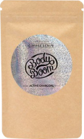 BodyBoom - COFFEE SCRUB - ACTIVE CHARCOAL - Coffee body scrub with active carbon - MAGIC CARBON - 100 g
