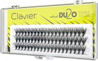 Clavier - Natural DU2O Double Volume - Double volume eyelash tufts