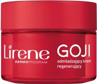 Lirene - SUPERFOOD FOR SKIN - Rejuvenating regenerating face cream - Goji - 50 ml