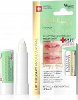 Eveline Cosmetics - LIP THERAPY PROFESSIONAL - S.O.S. EXPERT LIP BALM - Intensively regenerating lip balm - For wind and frost