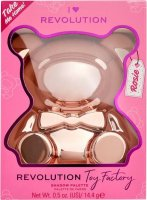 I Heart Revolution - Toy Factory Teddy Bear Palette - Eye shadow palette - Rosie