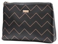 Inter-Vion - Cosmetic Bag - Large, expandable - ROSE GOLD - 415466