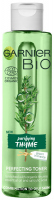 GARNIER - BIO PURIFYING THYME - PERFECTING TONER - Cleansing face toner - Oily and combination skin - 150 ml