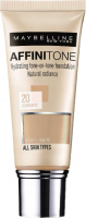 MAYBELLINE - AFFINITONE TONE - ON - TONE - Foundation - perfect match without mask effect - 20 - GOLDEN ROSE - 20 - GOLDEN ROSE