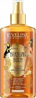 EVELINE - BRAZILIAN BODY - Luxurious self-tanning face and body mist 5in1 - 150 ml