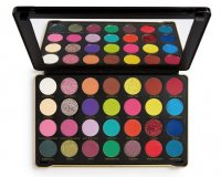 MAKEUP REVOLUTION - Patricia Bright - Rich in Color Shadow Palette - 28 eyeshadows