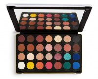 MAKEUP REVOLUTION - Patricia Bright - Rich in Life Shadow Palette - 28 eyeshadows