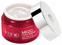 Lirene - MEZO COLLAGENE - Firming and tightening face cream - SPF 10 - 50+