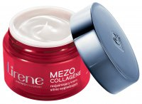 Lirene - MEZO COLLAGENE - Brightening and smoothing face cream - Night - 70+