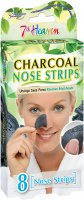 7th Heaven (Montagne Jeunesse) - Charcoal Nose Strips - Cleansing carbon patches for the nose - 8 pcs.