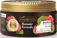Bielenda - Botanic Formula - Body Butter - Ginger + Angelica - Moisturizing and firming body butter - Ginger + Angelica - 250 ml