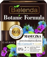 Bielenda - Botanic Formula - Anti-Wrinkle Face Mask - Black Cumin Oil + Cistus - 50 ml