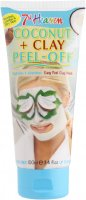 7th Heaven (Montagne Jeunesse) - Coconut + Clay Peel Off - Coconut oil mask - Peel Off