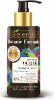 Bielenda - Botanic Formula - Facial Cleansing Cream - Black Cumin Oil + Cistus - Creamy oil for washing the face - Black cumin oil + purge - 140 ml