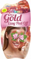 7th Heaven (Montagne Jeunesse) - Gold Rose- Easy Peel Off - Face mask rose gold - Peel Off