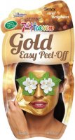 7th Heaven (Montagne Jeunesse) - Gold - Easy Peel Off - Gold face mask - Peel Off