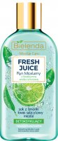 Bielenda - Fresh Juice - Detoxifying Micellar Liquid with Bioactive Citrus Water - Detoxifying micellar fluid with bioactive citrus water - 100 ml