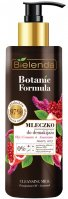 Bielenda - Botanic Formula - Cleansing Milk - Pomegranate Oil + Amaranth - Facial and eye makeup remover milk - Pomegranate oil + Amarnatus - 200 ml