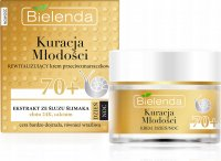Bielenda - Youth Treatment - Revitalizing anti-wrinkle cream - 70+ Day / Night - 50 ml
