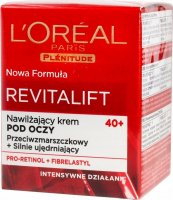 L'Oréal - REVITALIFT HYDRATING EYE CREAM - Moisturizing and anti-wrinkle eye cream - 40 +