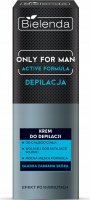 Bielenda - Only for Man - Active Formula - Hair Removal Cream - Hair removal cream - 100 ml