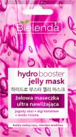 Bielenda - Jelly Mask - Hydro Booster - Ultra Moisturizing Gel Mask - 8 g
