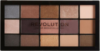 MAKEUP REVOLUTION - RELOADED - Palette of 15 eye shadows - ICONIC 1.0