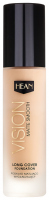 HEAN - VISION - MATTE SMOOTH - Long Cover Foundation - Matting and smoothing foundation