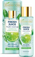 Bielenda - Fresh Juice - Detoxifying Hydro-Essence with Bioactive Citrus Water - Moisturizing hydro-essence with bioactive citrus water - 110 ml