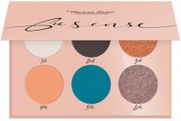Pierre René - 6TH SENSE - EYESHADOW PALETTE - Eye shadow palette - No. 07 - Salmon Tangle