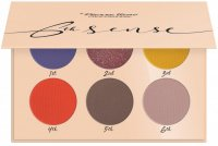 Pierre René - 6TH SENSE - EYESHADOW PALETTE - Eye shadow palette - No. 08 - Ocean Sunset