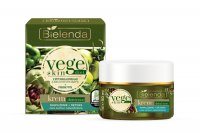 Bielenda - Vege Skin Diet - Cream - Moisturizing + Detox - Moisturizing + detox cream - Day / Night - 50 ml