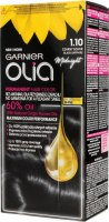 GARNIER- OLIA PERMANENT HAIR COLOR - 1.10 BLACK SAPPHIRE - Hair dye - Permanent hair color - Black sapphire