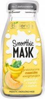Bielenda - SMOOTHIE MASK - Prebiotic Energizing Mask - Prebiotic + Banana + Melon