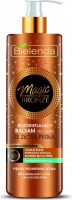 Bielenda - MAGIC BRONZE - Brightening Body Lotion with a Golden Pearl - 250ml