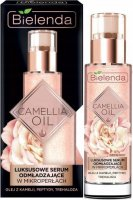 Bielenda - CAMELLIA OIL - Luxury rejuvenating serum in micro pearls - 30 g