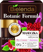 Bielenda - Botanic Formula - Nourishing Face Mask - Pomegranate Oil + Amaranth - 50 ml