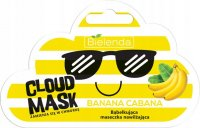 Bielenda - Cloud Mask - Banana Cabana - Bubble Moisturizing Mask - 6 g