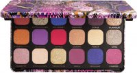 MAKEUP REVOLUTION - FOREVER FLAVLESS - SHADOW PALETTE - 18 eyeshadows - SHOW STOPPER