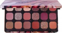 MAKEUP REVOLUTION - FOREVER FLAVLESS SHADOW PALETTE - 18 eyeshadows - ALLURE
