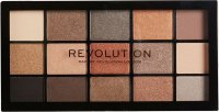 MAKEUP REVOLUTION - RE-LOADED - Palette of 15 eye shadows - ICONIC 2.0