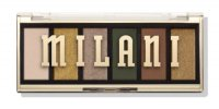 MILANI - MOST WANTED - Eyeshadow palette - 6 eyeshadows - 120 Outlaw Olive